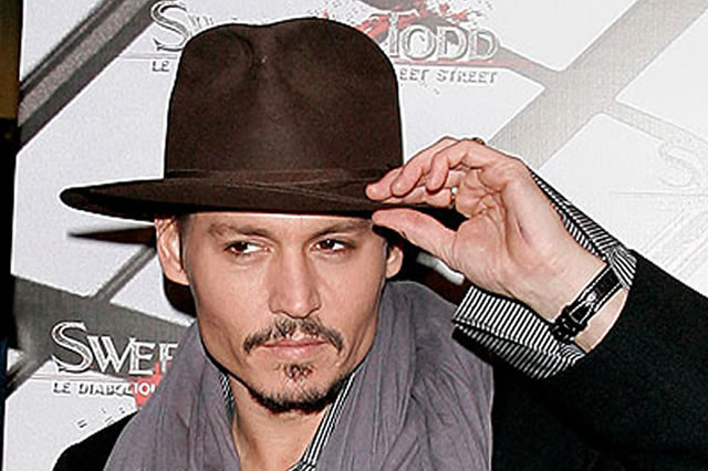 Imagen actor Johnny Depp