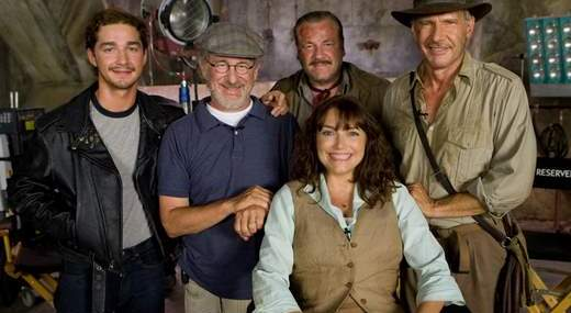 Tendremos Indiana Jones V