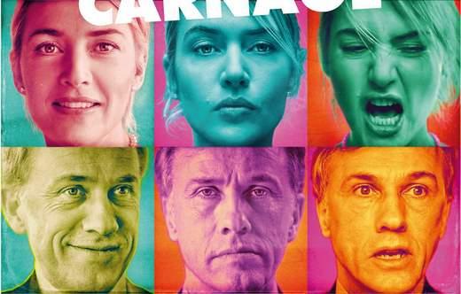 Carnage de Roman Polanski