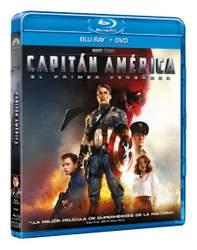 Capitan América ya en DVD y Blu-Ray