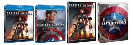 Estreno Capitán América