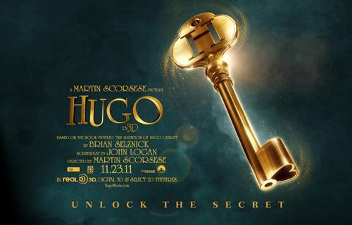 La Invención de Hugo de Scorsese