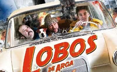 Lobos de Arga. Trailer y póster