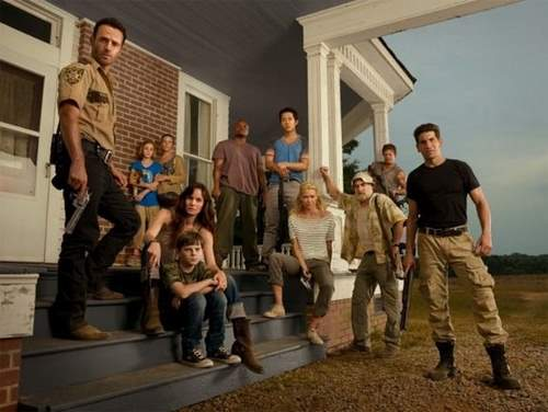 The Walking Dead tendrá tercera temporada