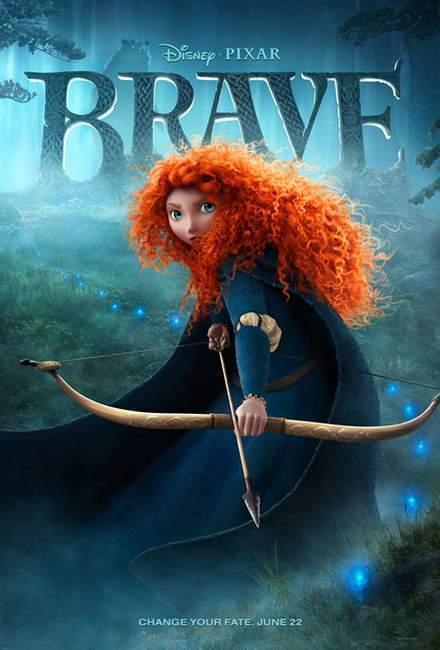 Póster de Brave.