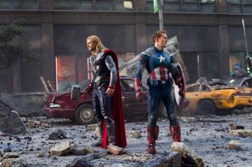 Los Vengadores, trailer de la Super Bowl 2012
