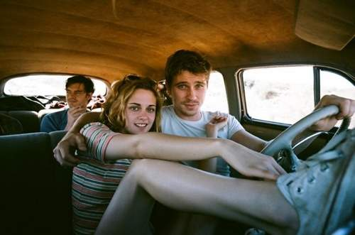 Kristen Stewart en On the road.