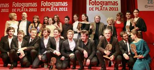 Premios Fotogramas 2012.