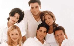 Jennifer Aniston en Friends.