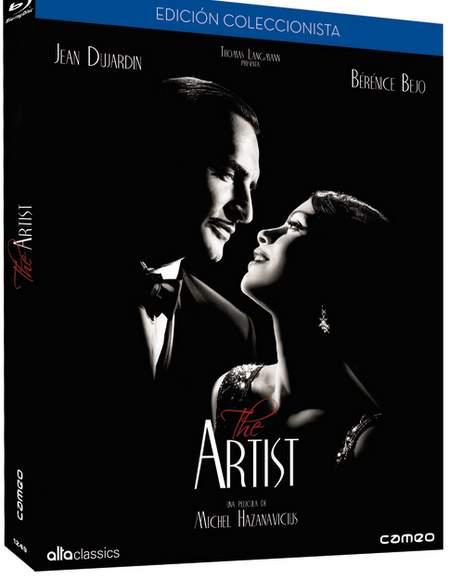The artist en Blu-Ray.