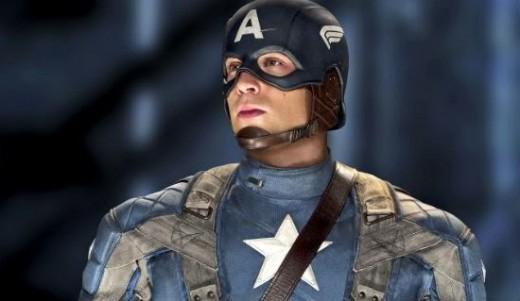 Capitan américa.