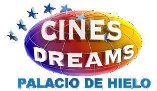 Logo Cines Dreams Madrid.