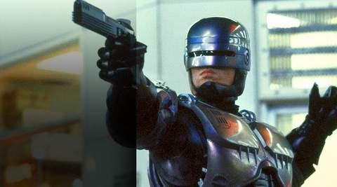 Robocop, remake.