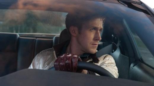 Ryan Gosling en Drive.