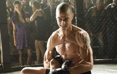Matthew Fox como Alex Cross.