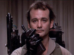 Bill Murray en 'Cazaantasmas'.