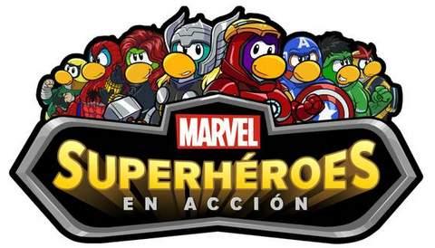 Marvel superhéroes.