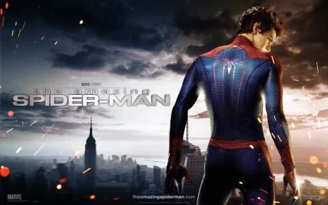 The Amazing Spiderman.
