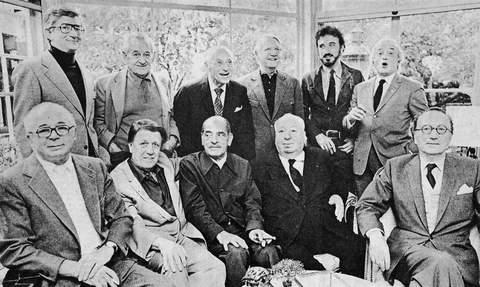 Homenaje a Luis Buñuel.