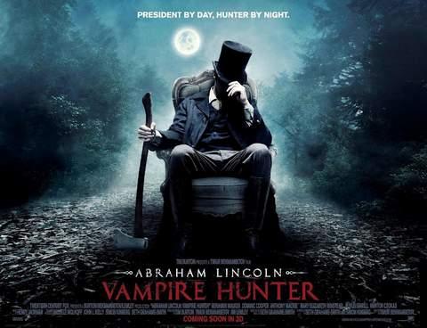 Abraham Lincoln: Cazador de vampiros.