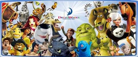Dreamworks animation.