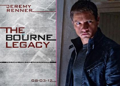 El legado de Bourne.