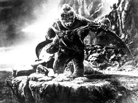 King Kong, crítica.