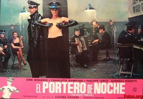 El Portero de noche. Especial cine erótico.