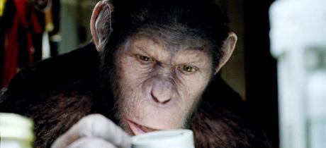 El Amanecer del planeta de los simios.