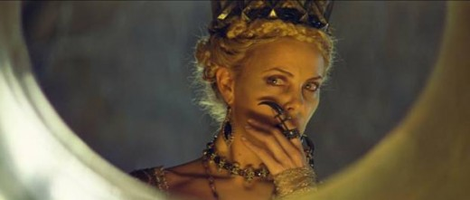 Charlize Theron.