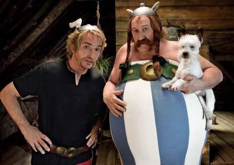 Asterix y Obelix: Al servicio de su majestad.