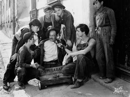 Los Olvidados de Luis Buñuel.