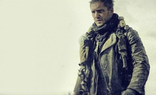 Tom Hardy en Mad Max: Fury road.