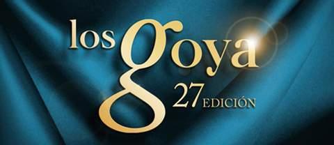 Nominaciones Goya 2013.