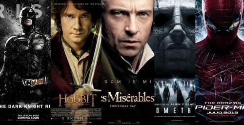 Mejores películas 2012.