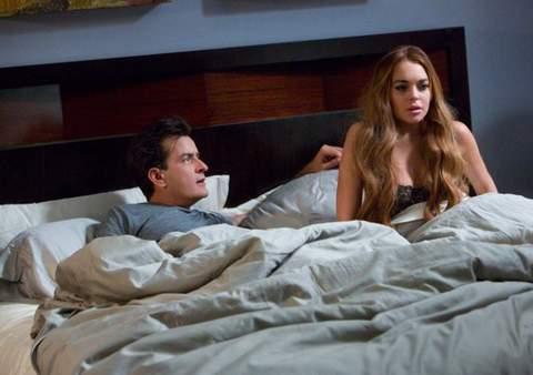 Lindsay-Lohan-Charlie-Sheen-Scary-Movie-5
