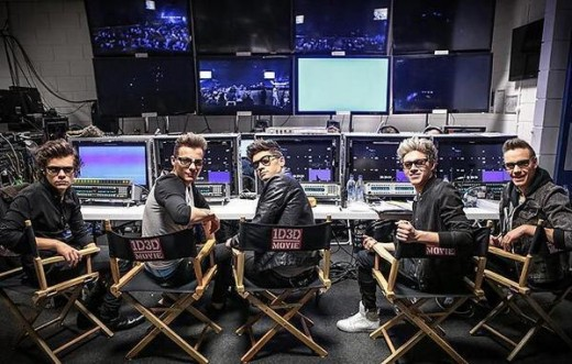 ONE DIRECTION: THIS IS US, primera imagen.