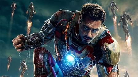 """Iron Man 3"", imagen."