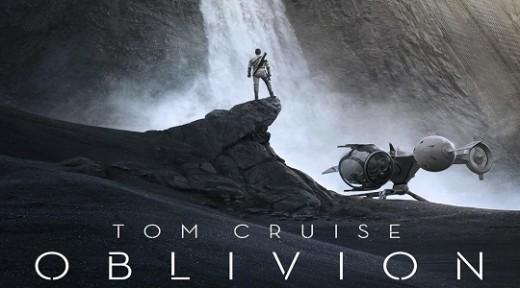 """""""Oblivion"""" póster."""