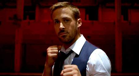 "Ryan Gosling en ""Only God Forgives"""