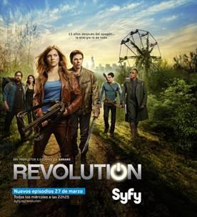 "Imagen serie de TV ""Revolution""."