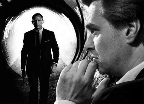 "Christopher Nolan director de ""James Bond 24""."