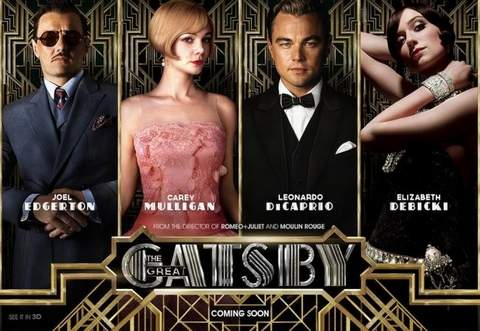 """Crítica de """"El Gran Gatsby""""."""