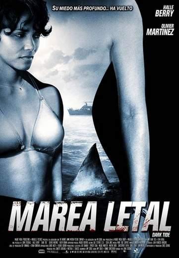 "Póster de ""Marea Letal""."