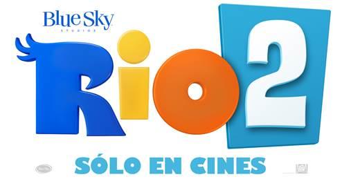 """Banner de """"Rio 2""""."""