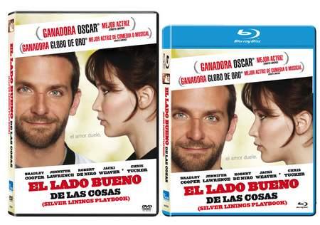 """Concurso DVD """"El Lado Bueno de las Cosas""""."""