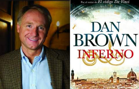 """""""Inferno"""" de Dan Brown."""