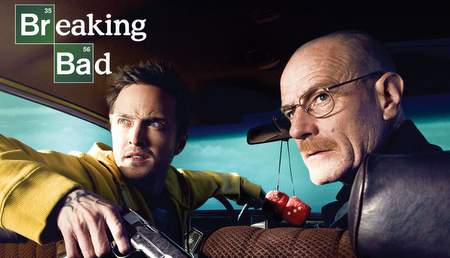 "Especial ""Breaking Bad""."