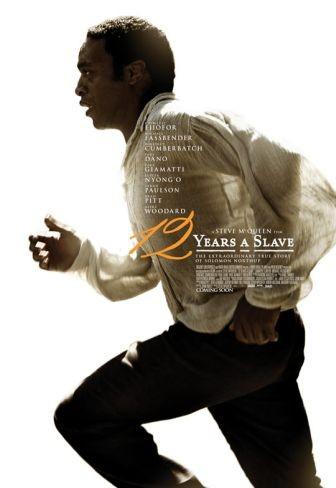 """Póster de """"12 Years a Slave""""."""