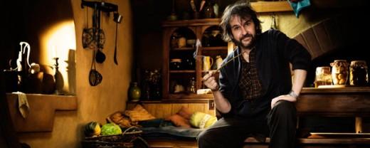 """Peter Jackson director de """"El Hobbit""""."""